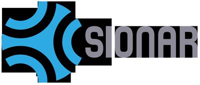 sionar logo